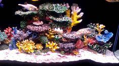 Aquarium Coral Reef Decor