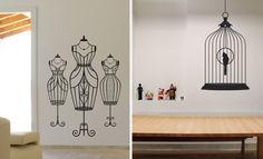 vinilos juveniles - Buscar con Google Wall Stickers, Mural Ideas, Vintage, Cat, Google Search, Home Decor, Yurts, Objects, Decorations