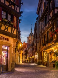 Colmar of the Alsace region in north-eastern France.