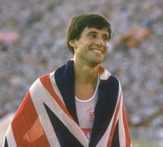 Sebastian Coe is one of the great names of British sport. His energy, enthusiasm and strength of opinion helped create an amazing Olympic's. Sebastian Coe, 1984 Summer Olympics, Olympic Gold Medals, British Sports, Great Names, Olympic Committee, World Records, Track And Field, Olympic Games