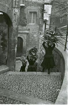 Henri Cartier Bresson - Italie
