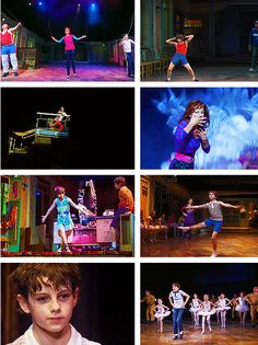 Billy Elliot The Musical (2014)