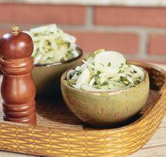Salada de cebola