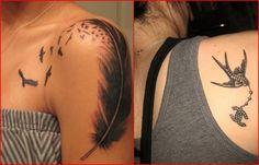 Die 124 Besten Bilder Von Schulter Tattoo Shoulder Tattoo Tatoos