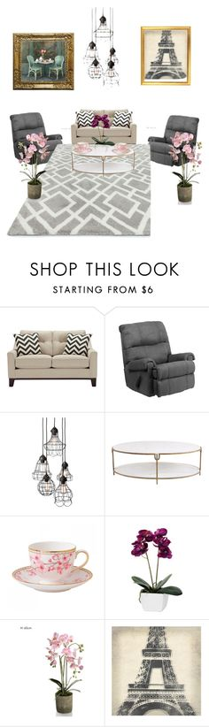 """""""home sweet home"""" by alymorganstevens ❤ liked on Polyvore featuring interior, interiors, interior design, home, home decor, interior decorating, Flash Furniture, Global Views, Wedgwood and Leftbank Art"""
