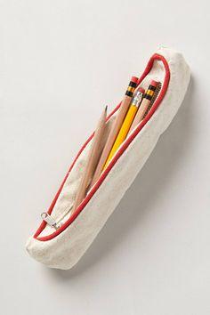 Canoe Pencil Case