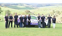 Our team in the mighty South Australia #teamphoto #expressbusinessgroup www.expressbusinessgroup.com