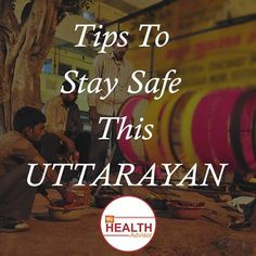 Safety tips for a safer #Uttarayan! 1) Take proper care of your eyes. Wear sunglasses/goggles while flying or even standing at the terrace. Make sure you have covered up your body well. 2) Don't rush here and there to catch kites. Don't fly kites by standing in narrow spaces or near the terrace borders. 3) Take regular water in-take and fruits and routine food, don't neglect it in joy of kite flying. 4) If you are driving through road these days, make sure you wear helmet, scarf or muffler.
