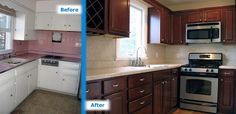 home remodel before and after | Before & After