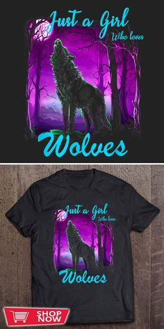 You can click the link to get yours. Just a Girl Who Loves wolves Wolf Shirt for Girls Women. Wolf Spirit tshirt for Wolf Lovers and Viking Warriors. We brings you the best Tshirts with satisfaction. Viking Halloween Costume, Vikings Halloween, Custom T Shirt Printing, Custom Shirts, Wolves Fighting, Viking Character, Wolf Warriors, Wolf Face, Wolf Quotes