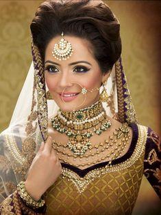 Traditional Indian Nose Rings on Secret Wedding Blog