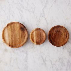 Weck Jar Wooden Top - nice alternative to our glass canning lids with clamps. Would love some!