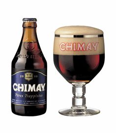#Chimay Blue - Belgian - my number one trappist beer, rich & strong, highly recommended