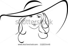 couture ladies sketch vector file - Google Search