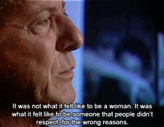 26 Times Celebrity Men Shut Down Sexism In The Best Damn ll Dustin Hoffman, you are a hero and a gentleman.