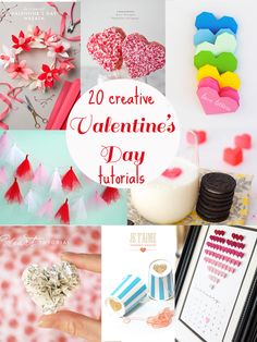 DIY Valentine's Day Crafts valentines day craft and recipe ideas Valentines Day For Him, Valentine Day Boxes, Valentine Wreath, Valentines Day Decorations, Valentine Day Crafts, Valentine Ideas, Holiday Crafts, Holiday Fun, Valentine's Day Crafts For Kids