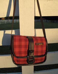 bolsa, purse, bag, xadrez, bolsa xadrez, vermelho, red, fashion, fashion bag, galochamarela