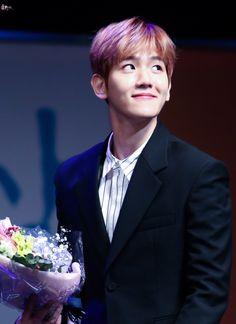 Baekhyun - 170216 4th EDaily Culture Awards Credit: Keshor. (제4회 이데일리 문화대상)