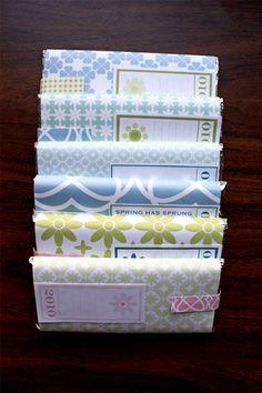 Paper Goods by Rachel Wiles, via Behance