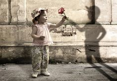 Shyness, Conceptual Photography Ideas