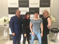 Guy Tang Olaplex World Tour - Korea!  Hosted at Some Sevit, the floating islands on the Han River
