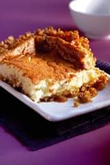 Must try this - sounds divine! Milk Recipes, Tart Recipes, Sweet Recipes, Dessert Recipes, Dessert Ideas, Delicious Cake Recipes, Yummy Food, Healthy Recipes, Post Toasties