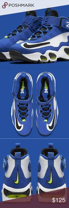 Ken GRIFFEY Jr Men's Size 10 Nike Shoes Sneakers