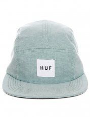 d80ce463255 HUF Clothing Oxford Volley - Green Hat Shop