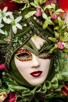 Italian masquerade ~ Carnevale di Venezia