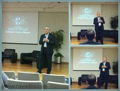 El Club de Futbol Monterrey con nuestro Presidente Ejecutivo Urdiales Flores, estuvo presente en el Congreso 'El Deporte: Pasión y Negocio' donde expuso sobre su experiencia al frente de Rayados.    Lee la nota completa aquí: http://www.rayados.com/articulo/1262531