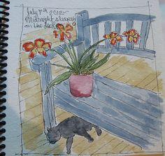 Wildflowerhouse: Watercolor