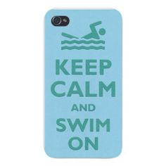 Apple Iphone Custom Case 4 4s White Plastic Snap on - Keep Calm and Swim On Swimmer Hat Shark,http://www.amazon.com/dp/B00D60BBS6/ref=cm_sw_r_pi_dp_7SuMsb0DGCWAVXZW