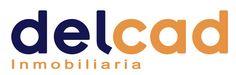 logotipo delcad inmobiliaria