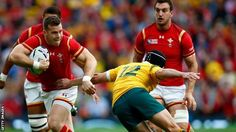 Rugby World Cup 2015: Australia 15-6 Wales