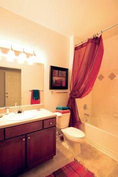 College Apartment Bathroom BATHROOM Pinterest College Apartment