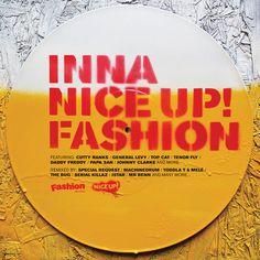 Inna NICE UP! Fashion cover art