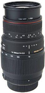 Amazon.com : Sigma 70-300mm f/4-5.6 DG APO Macro Motorized Telephoto Zoom Lens for Nikon SLR Cameras : Point And Shoot Digital Cameras : Camera & Photo