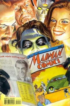Madman by Alex Ross