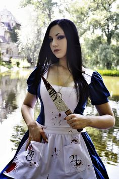 Alice: The Madness Returns cosplay by rylthacosplay on deviantart