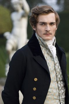 Rupert Friend as Prince Albert in 'Young Victoria'