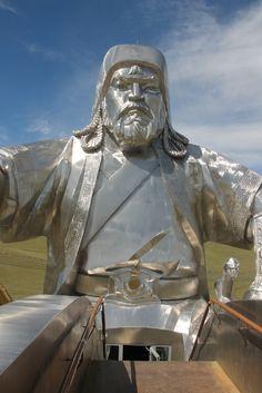 12 november 1162 geboorte dag van de grote Mongoolse leider.