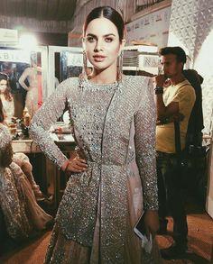 Beautiful dress from #tbcw 2016! | #thebrowngirlguide | #pakistanifashion…