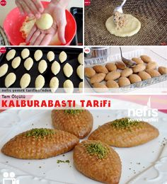 Kalburabastı Tatlısı Nasıl Yapılır Videosu Turkish Recipes, Ethnic Recipes, Turkish Sweets, Cake Cookies, Tea Time, Sweet Tooth, Deserts, Yummy Food, Cooking