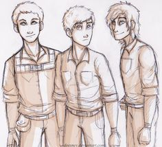the maze runner funny drawings Maze Runner Thomas, Newt Maze Runner, Maze Runner Funny, Maze Runner Trilogy, Maze Runner Series, James Dashner, Funny Drawings, Thomas Brodie Sangster, Book Characters