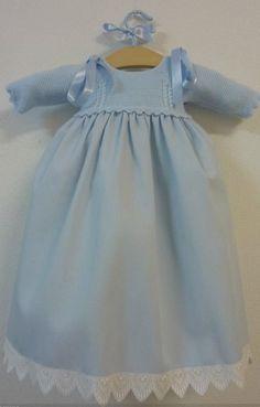 Encontrado en Google en nubesdelunares.es Knitting For Kids, Baby Knitting, Crochet Projects, Mtv, Knit Crochet, Kids Fashion, Flower Girl Dresses, Baby Shower, Summer Dresses