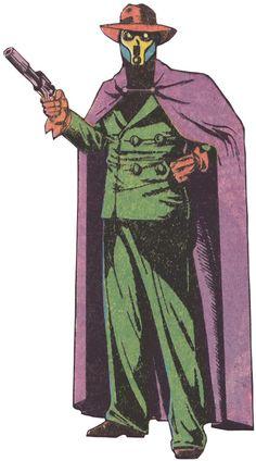 Sandman II - DC Comics - Wesley Dodds - Character Profile