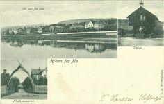 Nordland fylke Mo i Rana kommune Hilsen fra Mo utg L.A. Meyer ca 1900