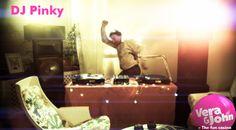 DJ Pinky in da house! untz untz untz     http://www.youtube.com/watch?v=HITLnktSRRg    http://www.verajohn.com