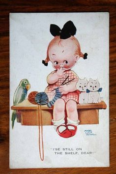 MABEL LUCIE ATTWELL postcard