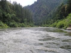 Rouge River, OR - I spent many, many vacations, as a child, in this area of Oregon.  Family camped a lot when I was growing up and spent many times making our own campsites.